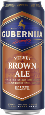 Velvet Brown Ale